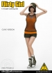 Combat Short Fashion Clothing Set - Olive