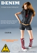 Denim Fashion Clothing Set