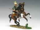 Uhlan on Rearing Horse