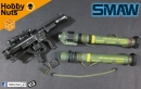 SMAW MK153 Rocket Launcher - black