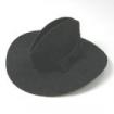 1872 Campaign Hat - schwarz