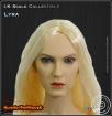 Lyra - Kopf - Blond -  KUMIK