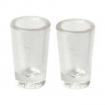 2 Shot Glasses
