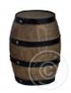 Faß - Pulver- Rum- Wasser-Fass in 1:6 (50mm)