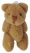 Teddy-Bär, klein, braun