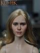 Daenerys - Weiblicher Kopf - blonde Haare