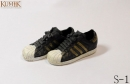 Sneaker \\\ - schwarz/gold