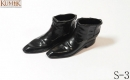 Men Fashion Shoes / Boots - black