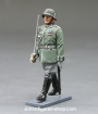 Wehrmacht Marching Officer