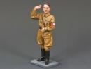 Brown Shirt Hitler 1933