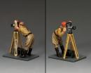 Standing Cameraman & Tripod