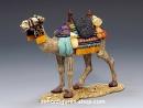 Stehendes Kamel