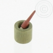 Pot with Paint Brush