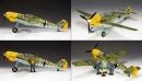 Werner Molders Messerschmtt Bf109 E