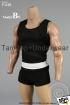 Tank-Top and Underwear - Black