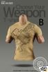T-Shirt - khaki - Style B