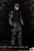 BLACK Python Camo Combat Suit