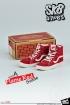 SK8 Schuhe - Flame Red - Vans