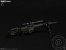 Barrett MRAD Modular Sniper Rifle Set - C