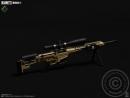 Barrett MRAD Modular Sniper Rifle Set - D