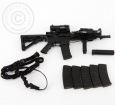 M4 Carbine Rifle w/ Accessorys