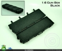 Military Gun Box - Black