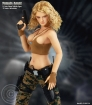 Female Agent - Soft Skin Figure