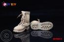 Combat Boots - sand
