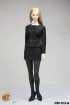 Business Female Suit Set - Schwarz