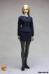 Business Female Suit Set - Blau
