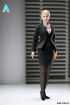 Office Lady Business Suit - black