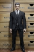 Business Suit Set - Black - Style A