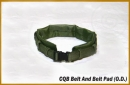 CQB Belt and Belt Pad