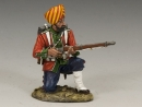 Ludhiana Sikhs Regiment Kneeling Readyring Rifle