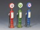 Petrol/ Gas Pumps (set of 3)