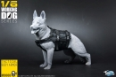 Tactical Body Armor for Dogs - Black