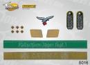 Oberst Luftwaffe - Rangabzeichen