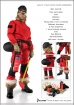 Male Forester Uniform & Accessories Set