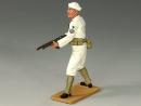 US Navy B.A.R. Gunner
