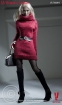 Woman Fashion Set - Red