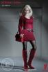 Woman Fashion Set - Red