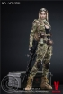 Villa - MC Camouflage Women Soldier