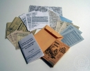 WW II German Paperwork Set 1