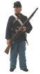 The Union Soldier (Infantry) - Western Figur