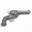 Colt .45 Peacemaker Revolver - brown grip
