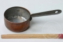 Stieltopf, Kupfer - 45mm (1 Stück)