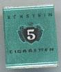 Eckstein 5 - Zigarettenschachtel