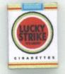 Lucky Strike Weiß/Rot - Zigarettenschachtel