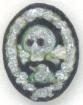 German Spanish Tank Victory Badge