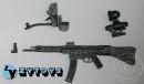 MP-44 mit Krummlauf und ZG1229